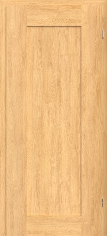 Usa interior Cassano - Oiled oak - model 1