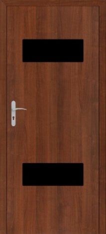 Usa interior Asteria NL - Italian walnut structure - model 5