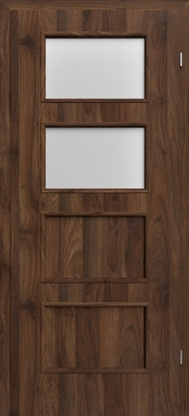 Usa interior Malaga - Columbia Walnut dark - model 3