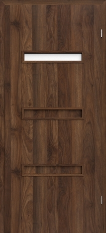 Usa interior Century - Columbia Walnut dark - model 4