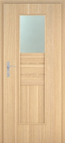 Usa interior Impact - Natural oak vertical - model 2
