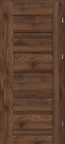 Usa interior Magnetic - Columbia walnut dark - model 1