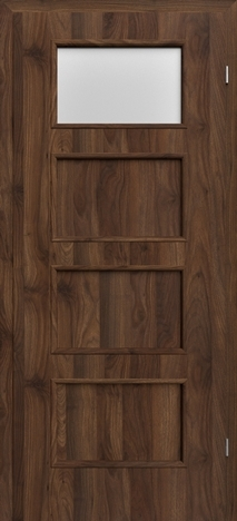 Usa interior Malaga - Columbia Walnut dark - model 2