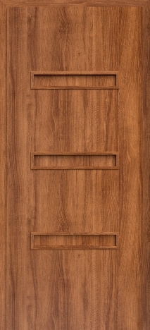 Usa interior Century - Rosso walnut -  model 5
