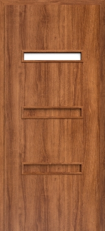 Usa interior Century - Rosso walnut -  model 4